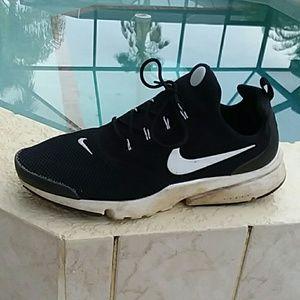 Nike Black Running Shoes Men's Size 12.5